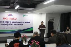 """Gánh nặng thuế tại Việt Nam """"đang quá lớn"""""""