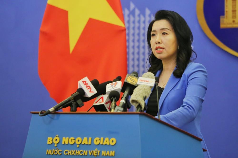 Đề nghị Mỹ dỡ bỏ lệnh trừng phạt công ty dầu khí Việt Nam