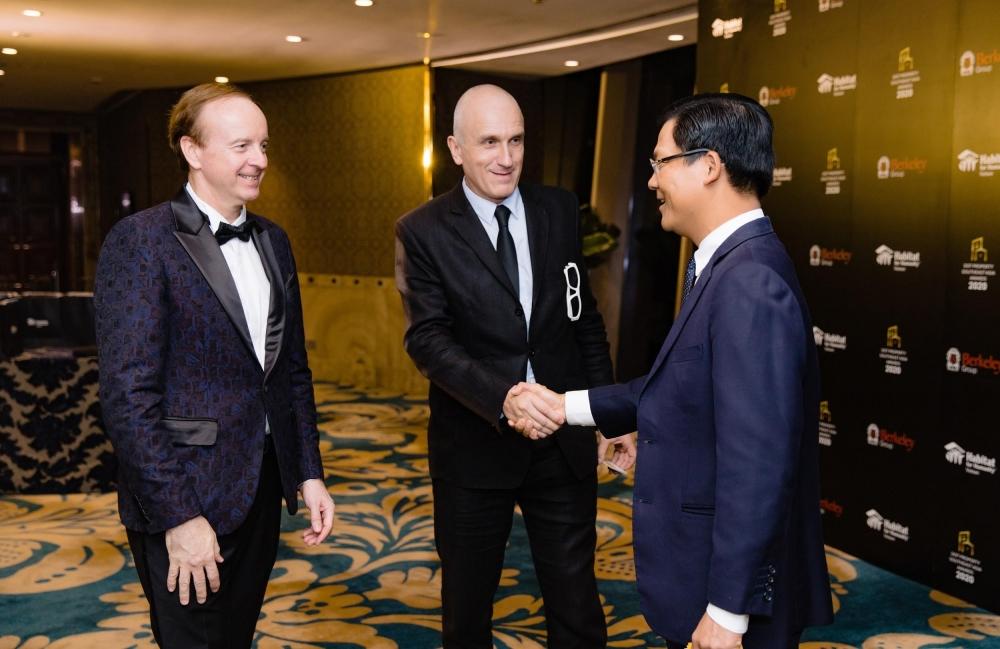 SCG được vinh danh là Nhà thầu xây dựng đột phá nhất Đông Nam Á 2020