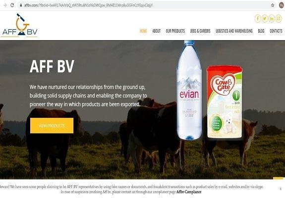 Cảnh báo doanh nghiệp tại Hà Lan lừa đảo các công ty Việt Nam