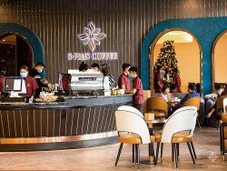 S-Plus Coffee mở rộng chuỗi thương hiệu đồ uống 5 sao với cơ sở thứ ba tại Mỹ Đình