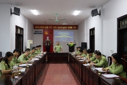 Cục phó và 3 cán bộ Cục Quản lý thị trường Phú Thọ bị tạm giữ