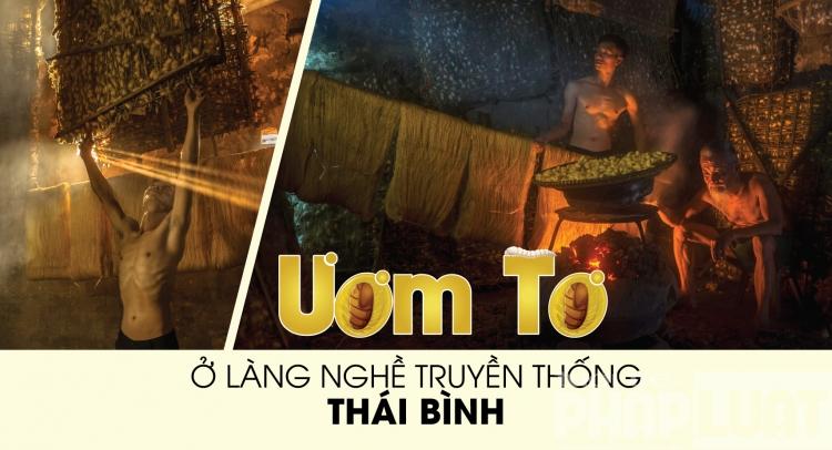 uom to o lang nghe truyen thong thai binh