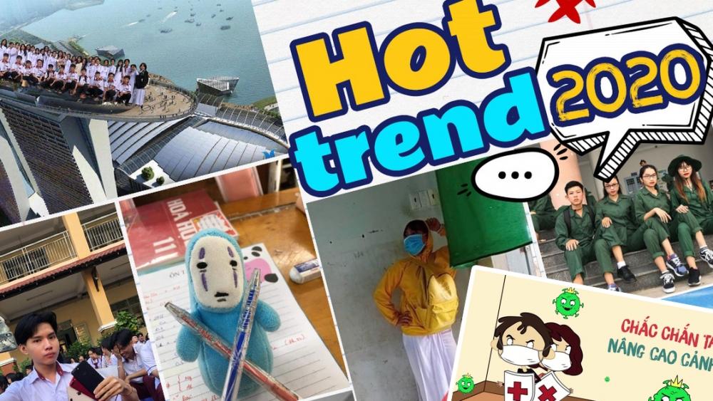 """""""Hot trend"""" 2020: Vũ điệu rửa tay, Nghiện nhà - Yêu bếp,... làm chao đảo cộng đồng"""