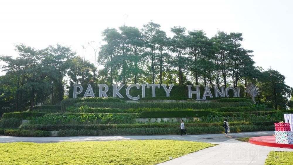 Khu đô thị Park City Hà Nội: Căn hộ chục tỷ vừa bàn giao đã có vấn đề