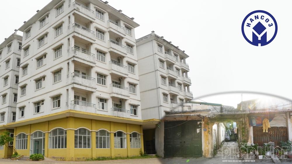 """Nhà tái định cư """"treo"""" gần 20 năm ở Sài Đồng"""