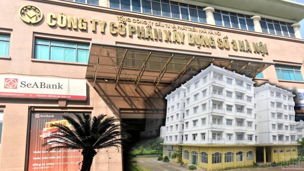 """Nhà tái định cư bỏ hoang nhiều năm ở Sài Đồng: Hanco3 """"né"""" báo chí đến bao giờ?"""