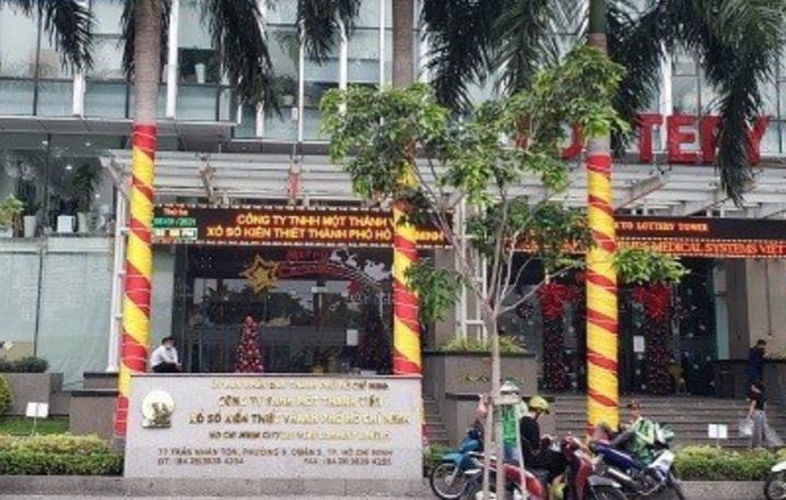 Công ty TNHH Một thành viên Xổ sổ Kiến thiết TP Hồ Chí Minh