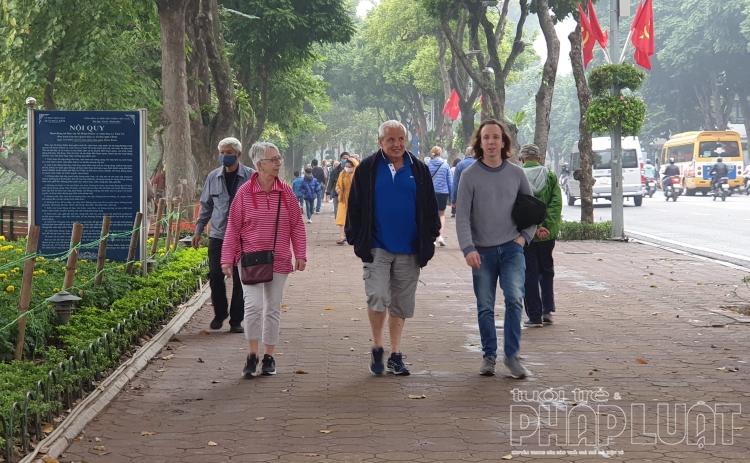 TP Hà Nội tạm dừng Phố đi bộ lần 2 từ ngày 21/8