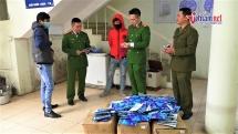 ban the deo chong virus lau tren mxh gian thuong bi bat giu