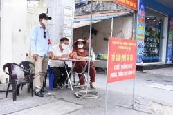 Hải Phòng phong tỏa tạm thời khu nhà trọ tại quận Ngô Quyền