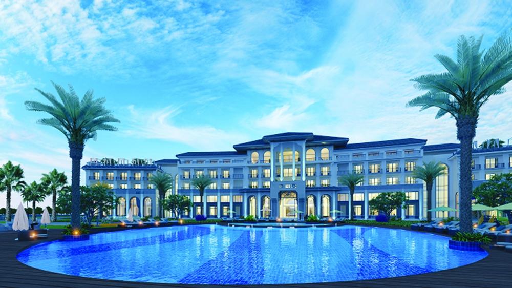 Golden Wind Resort & Hotel tô màu cho miền Trung thêm khởi sắc