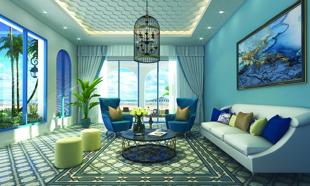 Golden Wind Resort & Hotel với đầy đủ các dịch vụ, tiện ích