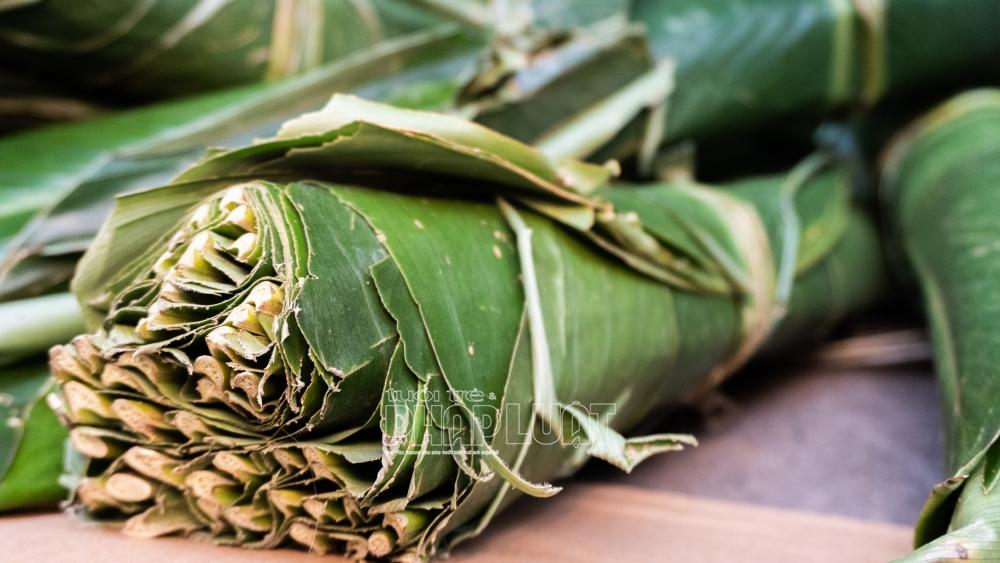 Bánh tẻ Phú Nhi Lưu giữ hồn quê xứ Đoài