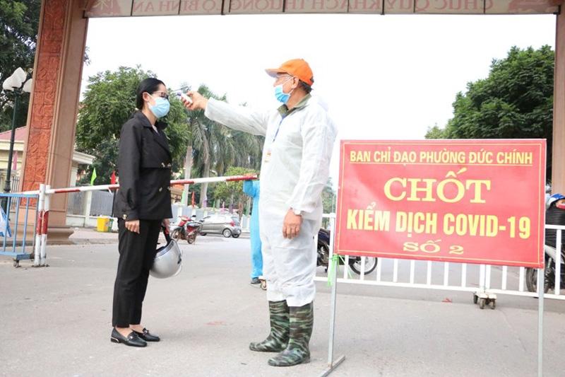 Thị xã Đông Triều và Huyện Vân Đồn, Quảng Ninh dừng giãn cách xã hội từ 18 giờ ngày 9/2