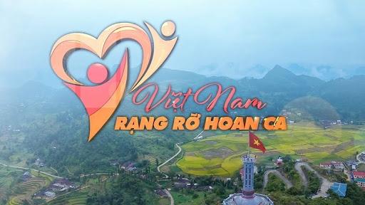 """MV ca nhạc """"Việt Nam rạng rỡ hoan ca"""""""