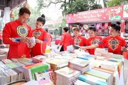 Phố sách xuân Hà Nội sẽ mở cửa từ mùng 3 Tết