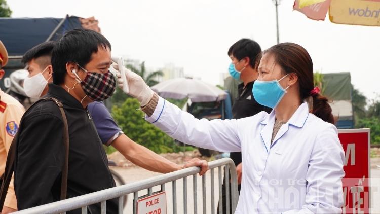 Hà Nội sẽ yêu cầu tất cả người dân trở lại TP sau Tết phải khai báo y tế