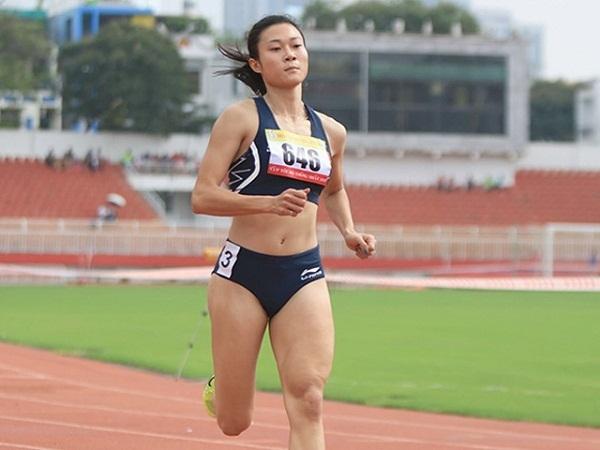 VĐV Lê Tú Chinh liên tục giành thành tích ấn tượng trong những năm gần đây