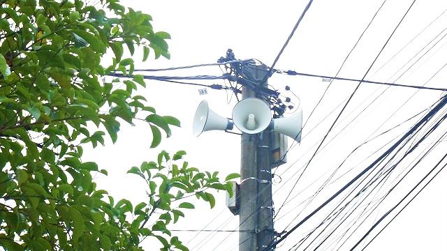 Đài truyền thanh mang tin Covid-19 về từng đường làng, ngõ xóm
