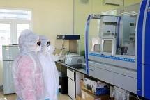 hai phong chinh thuc van hanh may xet nghiem virus sars cov 2