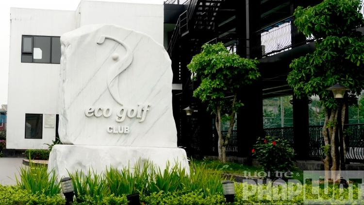 Bất chấp chỉ đạo của UBND phường, đại diện Eco Golf Club vẫn chưa đến làm việc