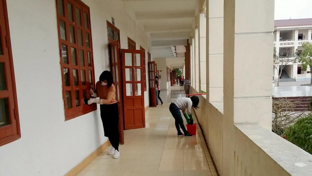 Hải Phòng: Trường học sẵn sàng đón học sinh đi học trở lại