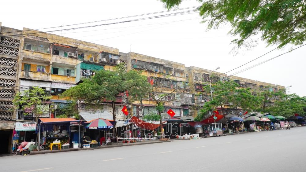 Hải Phòng đề xuất thay thế 150 chung cư cũ