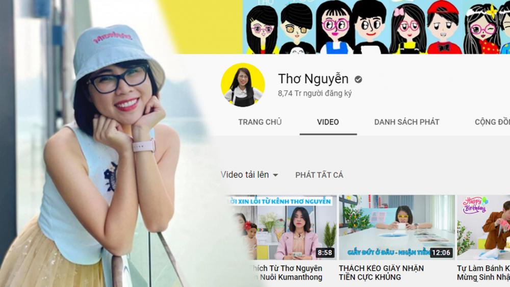 Thơ Nguyễn - YouTuber triệu view và những scandal đáng quên