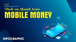 Lợi ích của dịch vụ thanh toán Mobile Money