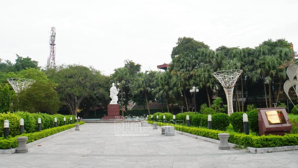Thị xã Sơn Tây là cửa ngõ phía Tây của Thủ đô Hà Nội