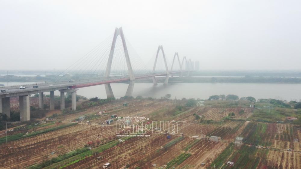 Hà Nội gỡ khó khi cấp phép xây dựng nhà ở riêng lẻ ngoài bãi sông Hồng