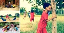 Trò chơi dân gian truyền thống, khung trời tuổi thơ với ký ức đong đầy