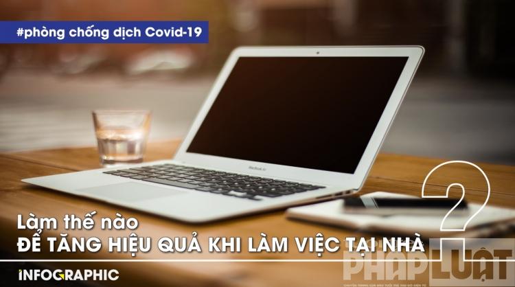 lam the nao de tang hieu qua lam viec tai nha