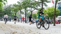 Từ 0h ngày 26/6, Hà Nội cho phép mở lại sân golf, hoạt động thể thao ngoài trời