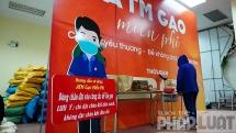 """Hà Nội: Cây """"ATM gạo"""" đã hỗ trợ hơn 1.500 người nghèo"""