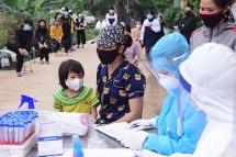 Hơn 8.000 mẫu xét nghiệm ở thôn Hạ Lôi âm tính