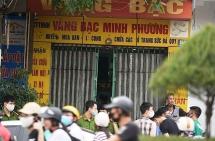 Chi cục trưởng Thi hành án dân sự TP Thanh Hoá bị đầu độc bằng cyanua