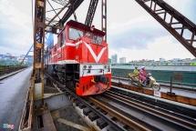 Tái khởi động tàu khách tuyến Hà Nội - Hải Phòng