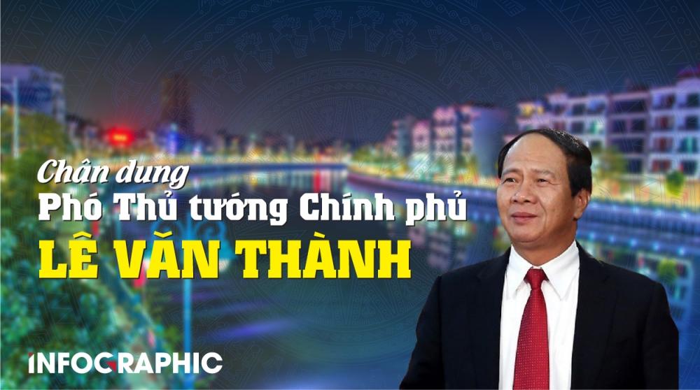 Chân dung Phó Thủ tướng Chính phủ Lê Văn Thành
