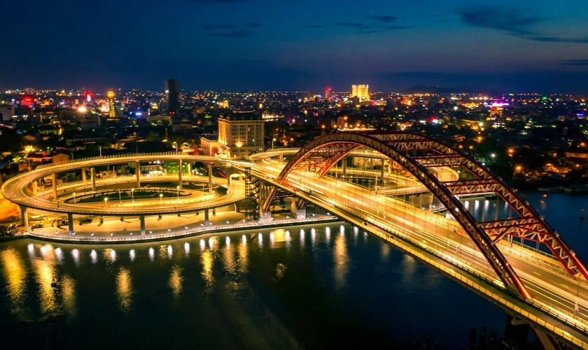 Hải Phòng huy động 44.000 tỷ đồng để phát triển hạ tầng giao thông