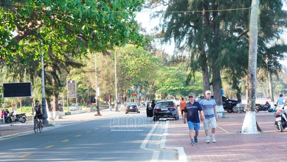 Hải Phòng cấm toàn bộ phương tiện trên đường Vạn Hương vào cuối tuần và ngày lễ