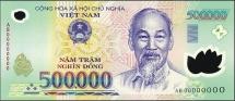 Hàng loạt tiền giả mệnh giá 500 nghìn đồng và 50 nghìn đồng xuất hiện trên thị trường