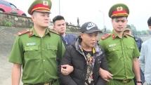 Quá trình gây án của đối tượng dùng súng cướp ngân hàng ở Sóc Sơn