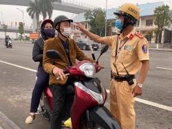 Hải Phòng lập chốt kiểm soát tại giáp ranh tỉnh Thái Bình