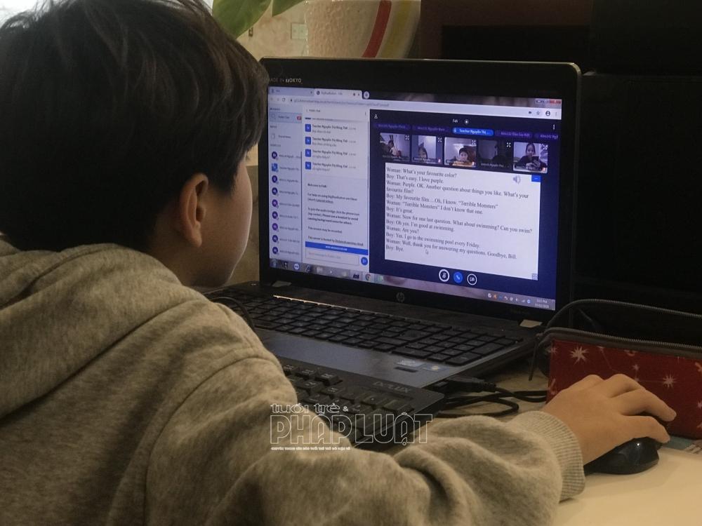 Hà Nội: Trường học có thể trình phương án kiểm tra định kỳ theo hình thức trực tuyến