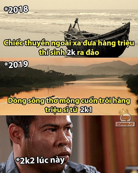 dan mang dong loat goi den vau la thanh doan de thi ngu van 2019