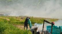 Hà Nội xóa bỏ tình trạng đốt rơm rạ từ năm 2021