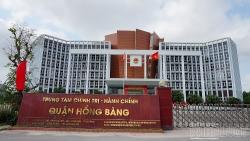 Hải Phòng: Cảnh cáo cựu Chủ tịch UBND quận Hồng Bàng