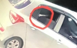 Hải Phòng: Hé lộ hình ảnh xe ô tô chở sát thủ vụ bắn người táo tợn giữa ban ngày